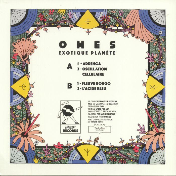 OHES - Exotique Planete