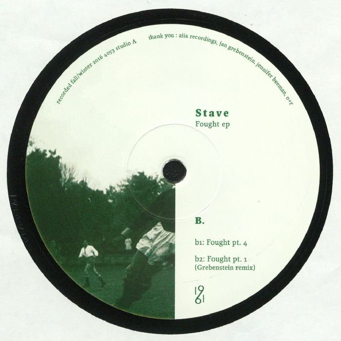 STAVE - Fought EP