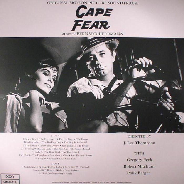 HERRMANN, Bernard - Cape Fear (Soundtrack)