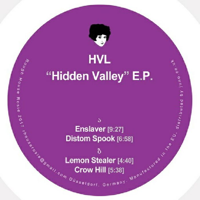 HVL - Hidden Valley EP