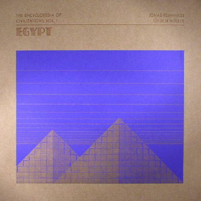 REINHARDT, Jonas/JURGEN MULLER - The Encyclopedia Of Civilizations Vol 1: Egypt