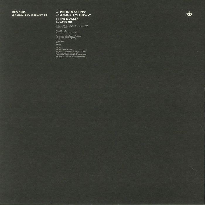 SIMS, Ben - Gamma Ray Subway EP