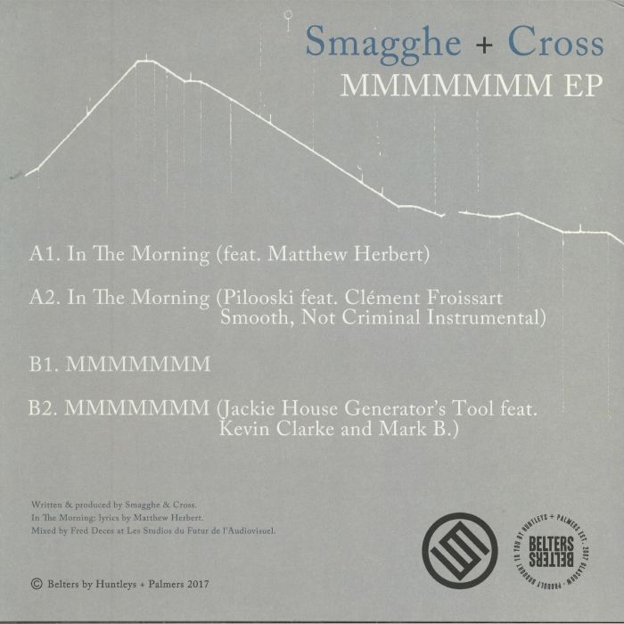 SMAGGHE/CROSS - Mmmmmmm EP