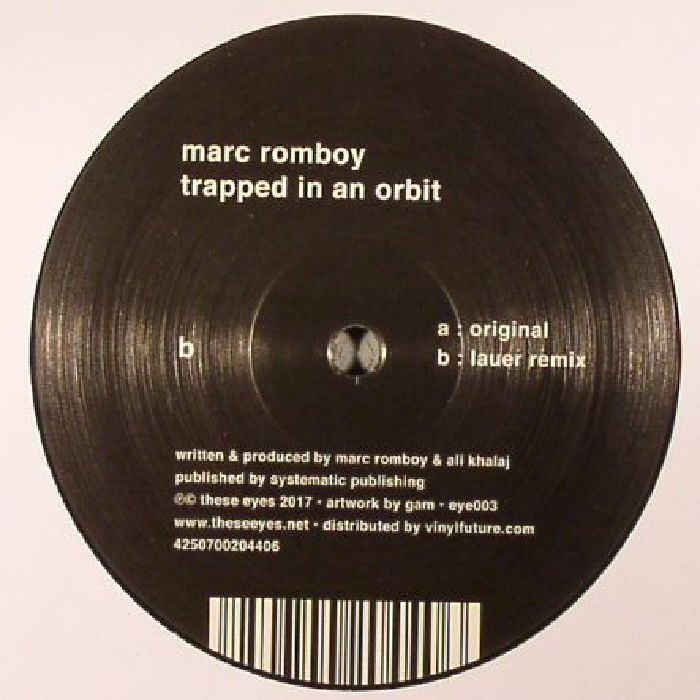 ROMBOY, Marc - Trapped In An Orbit