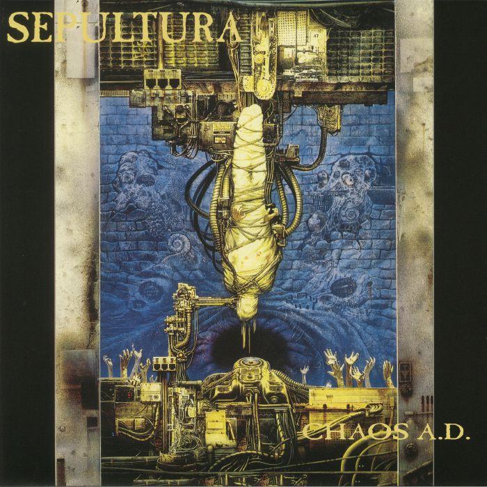 SEPULTURA - Chaos AD (remastered)