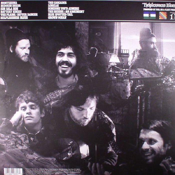 FLEET FOXES - Helplessness Blues (reissue)