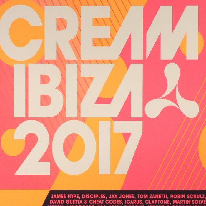 VARIOUS - Cream Ibiza 2017