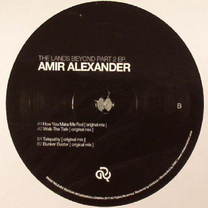 ALEXANDER, Amir - The Lands Beyond Pt 2 EP