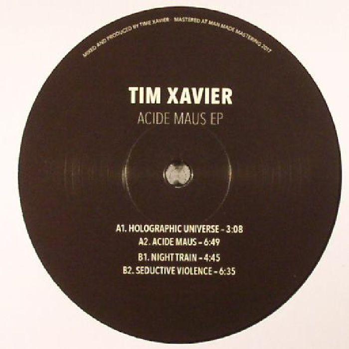 XAVIER, Tim - Acide Maus EP