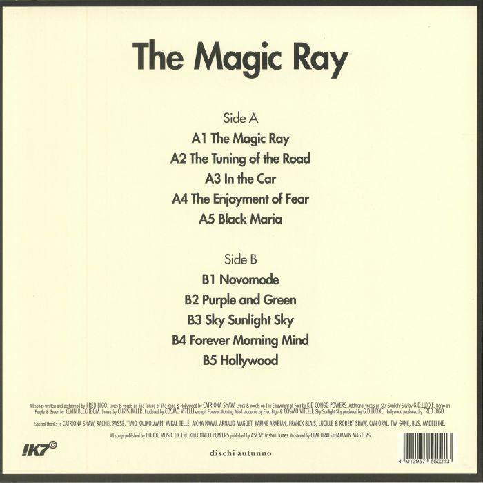 MAGIC RAY, The - The Magic Ray