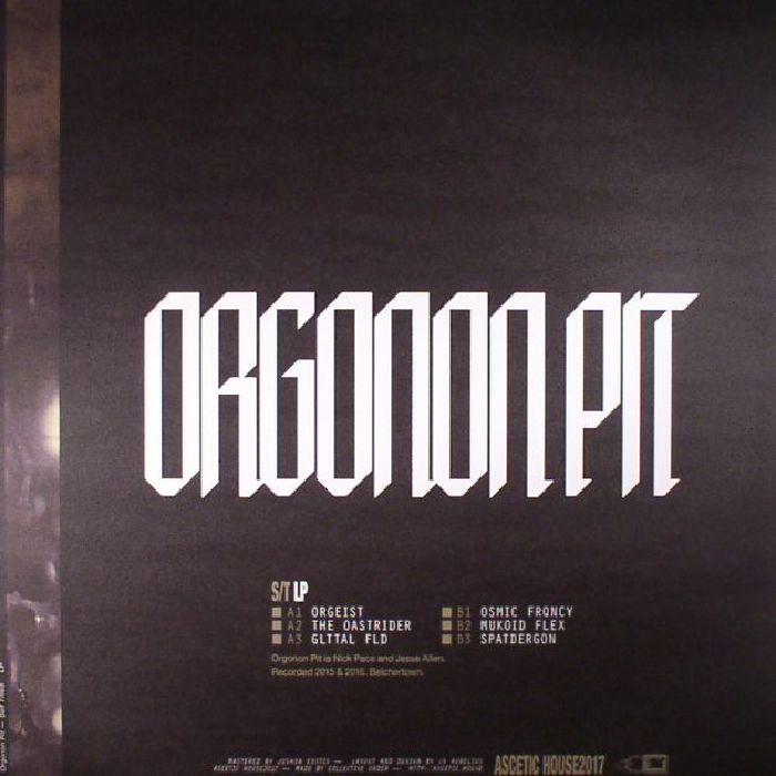 ORGONON PIT - Orgonon Pit