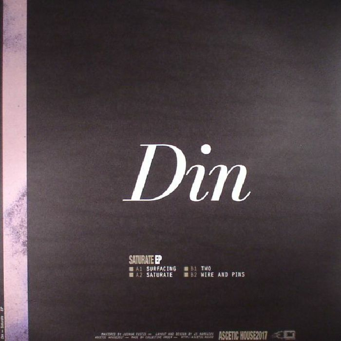 DIN - Saturate EP
