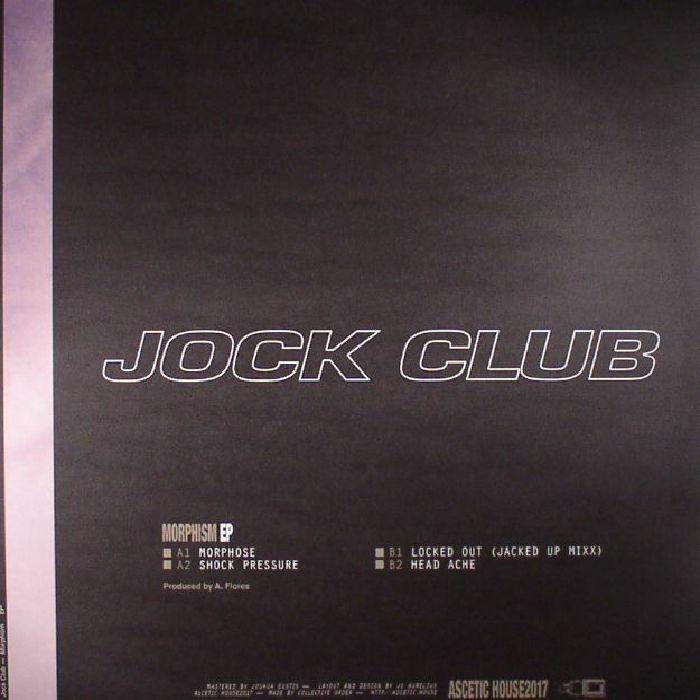 JOCK CLUB - Morphism EP