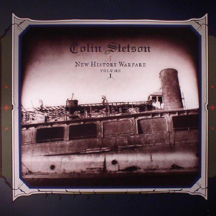 STETSON, Colin - New History Warfare Volume 1