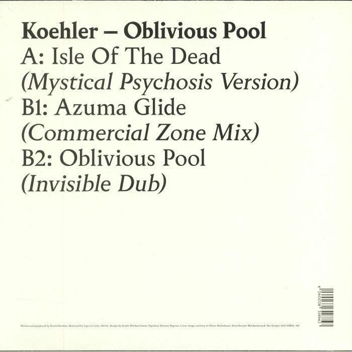 KOEHLER - Oblivious Pool