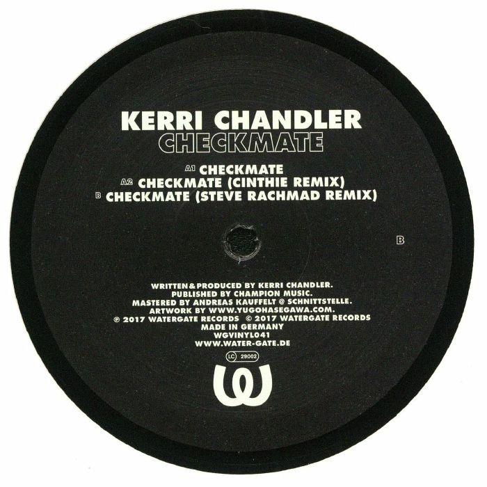 CHANDLER, Kerri - Checkmate