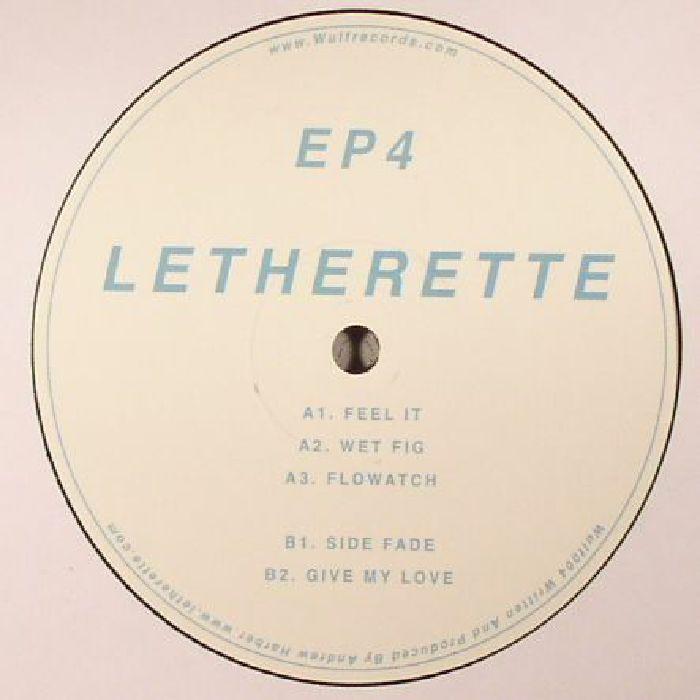 LETHERETTE - EP 4