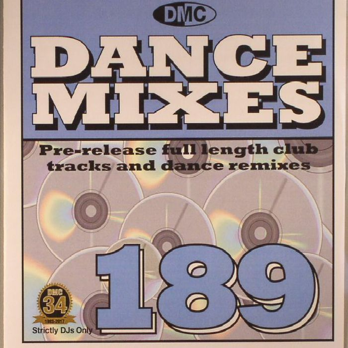 VARIOUS - Dance Mixes 189 (Strictly DJ Only)