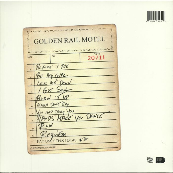 EAMON - Golden Rail Motel