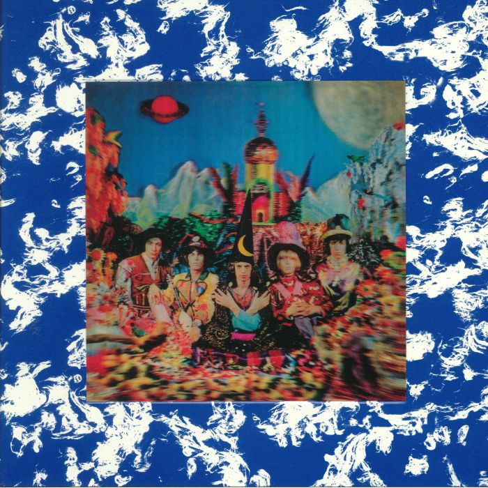 The Rolling Stones Their Satanic Majesties Request 50th