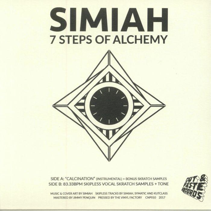 SIMIAH - 7 Steps Of Alchemy