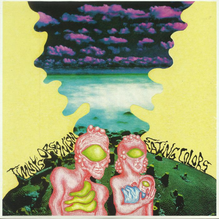 TIMMY'S ORGANISM - Eating Colors (reissue)