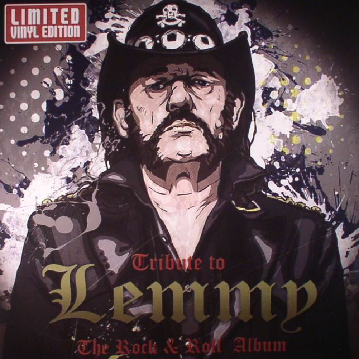 MOTORHEAD/VARIOUS - Tribute To Lemmy: The Rock & Roll Album