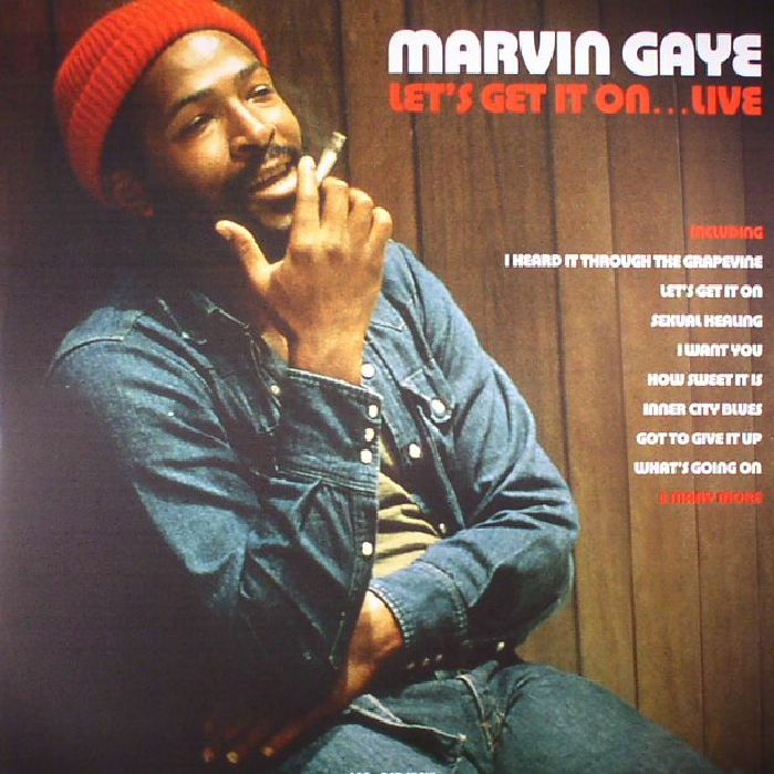 marvin gaye and get it on meaning