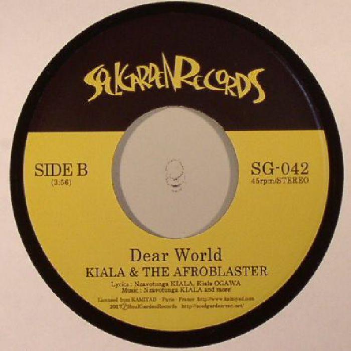 KIALA & THE AFROBLASTER - Sorrow Tears & Blood