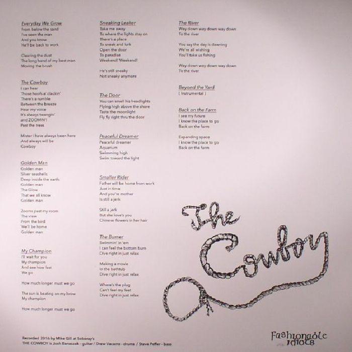 COWBOY, The - The Cowboy Album