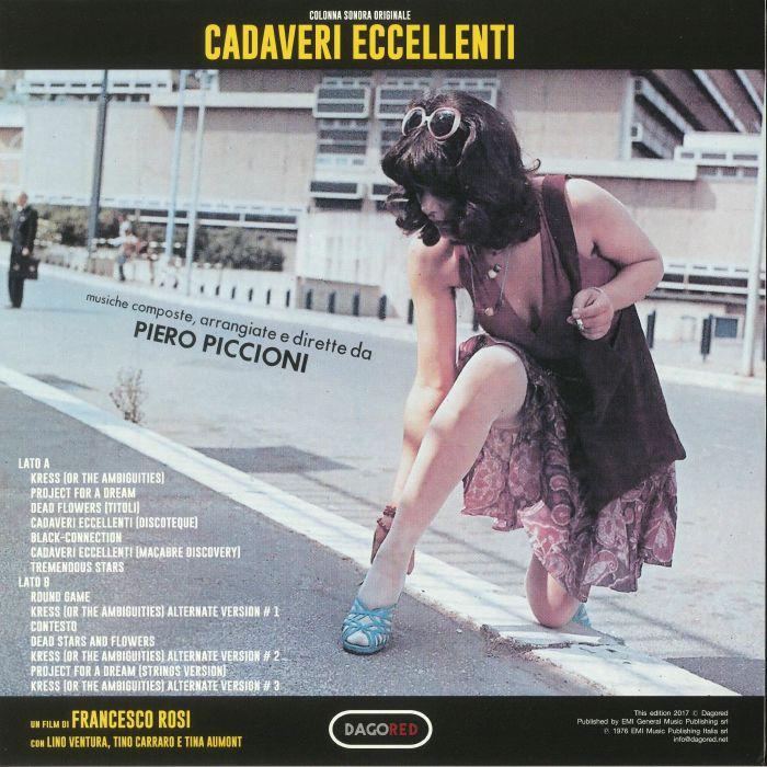 PICCIONI, Piero - Cadaveri Eccellenti (Soundtrack)