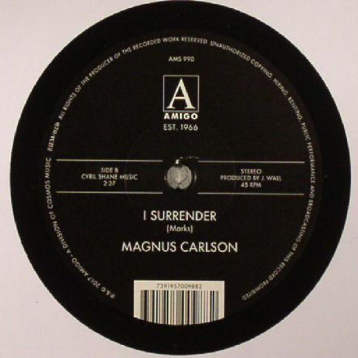 CARLSON, Magnus - What If