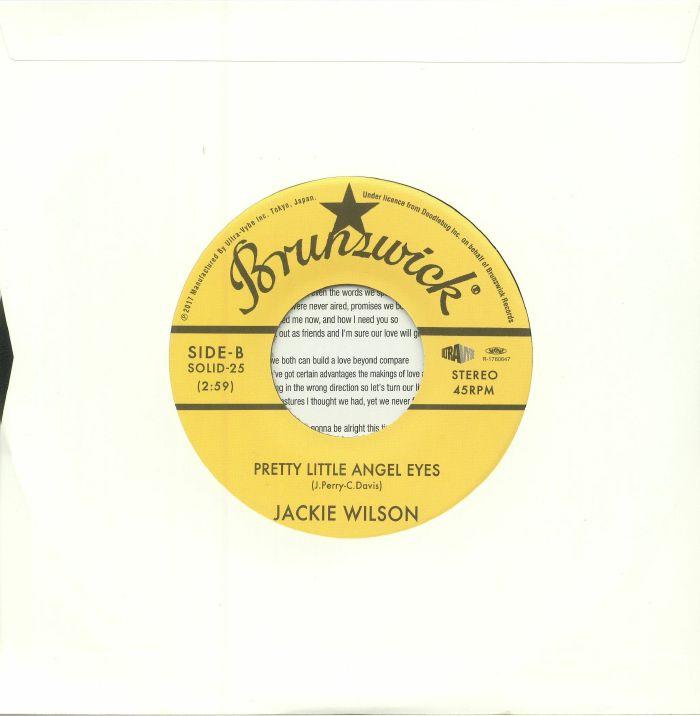 WILSON, Jackie - Let's Love Again