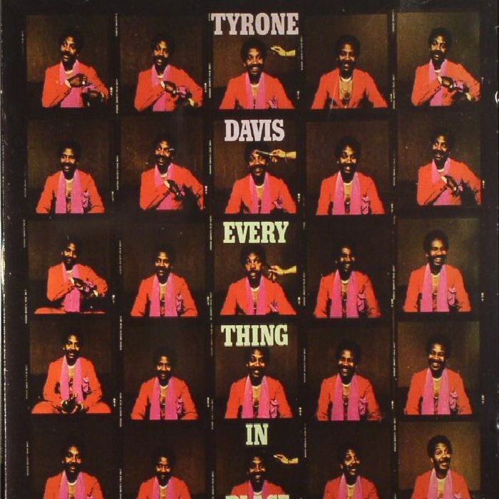 DAVIS, Tyrone - Everything In Place (remastered)