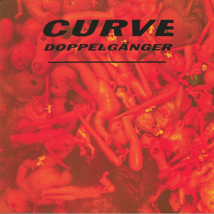 CURVE - Doppelganger (reissue)