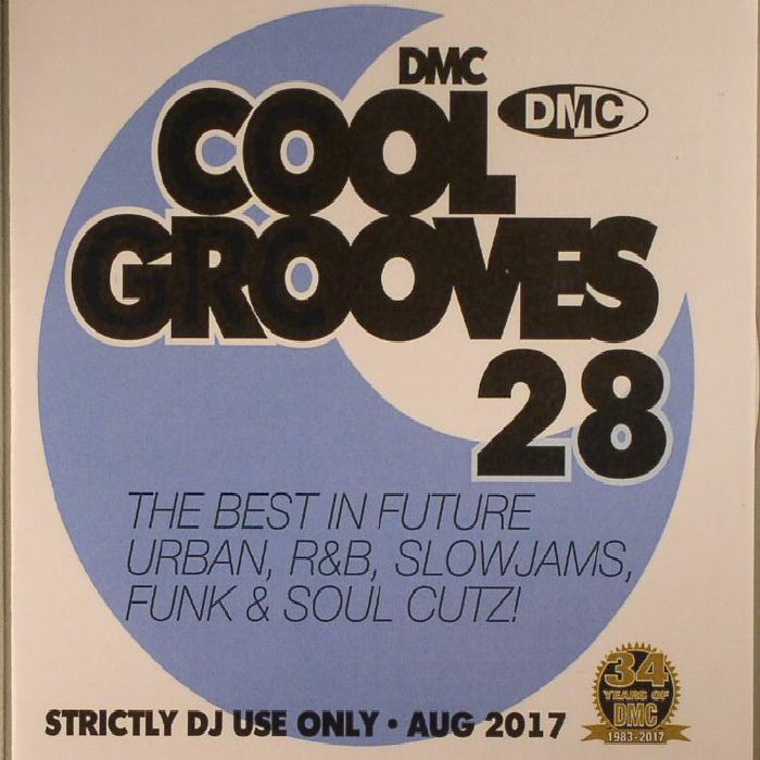 VARIOUS - Cool Grooves 28: The Best In Future Urban R&B Slowjams Funk & Soul Cutz! (Strictly DJ Only)