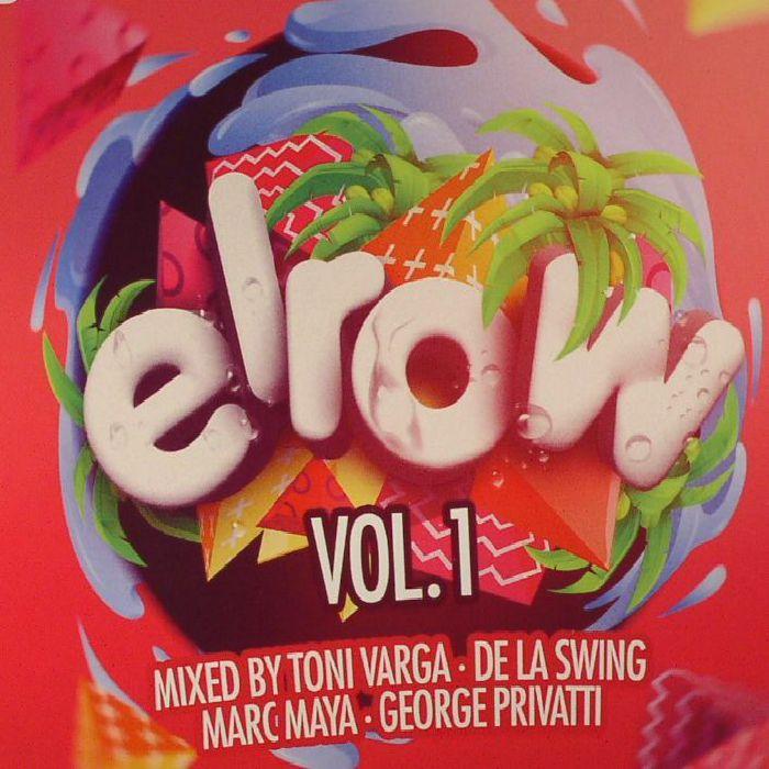 VARGA, Toni/DE LA SWING/MARC MAYA/GEORGE PRIVATTI/VARIOUS - Elrow Vol 1