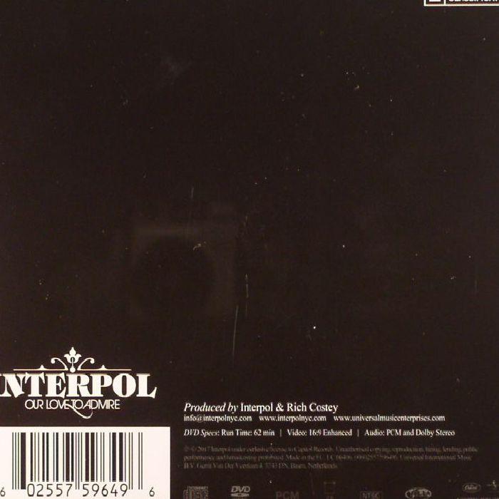 INTERPOL - Our Love To Admire (10th Anniversary Edition)