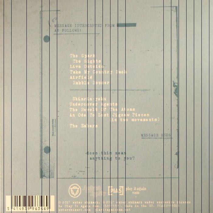 Enter Shikari The Spark Vinyl At Juno Records