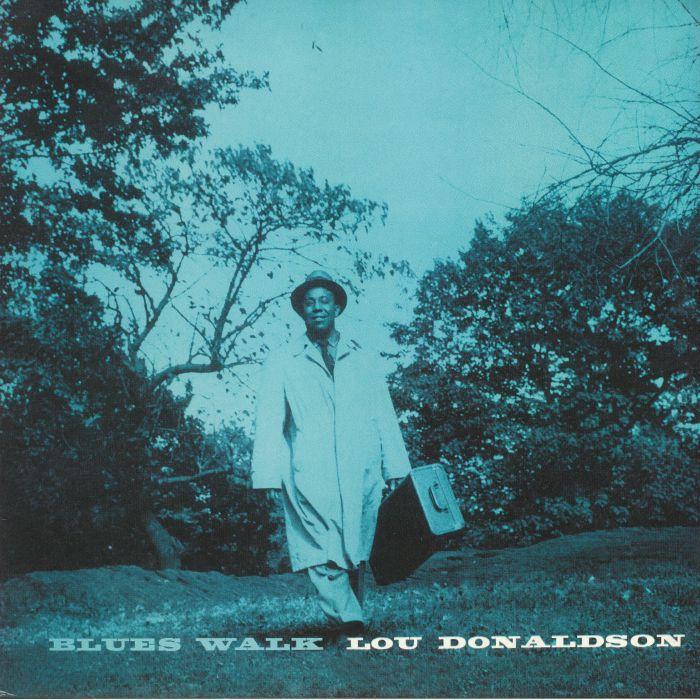 DONALDSON, Lou - Blues Walk (reissue)