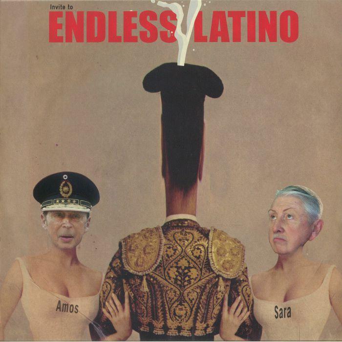 AMOS & SARA - Invite To Endless Latino (reissue)