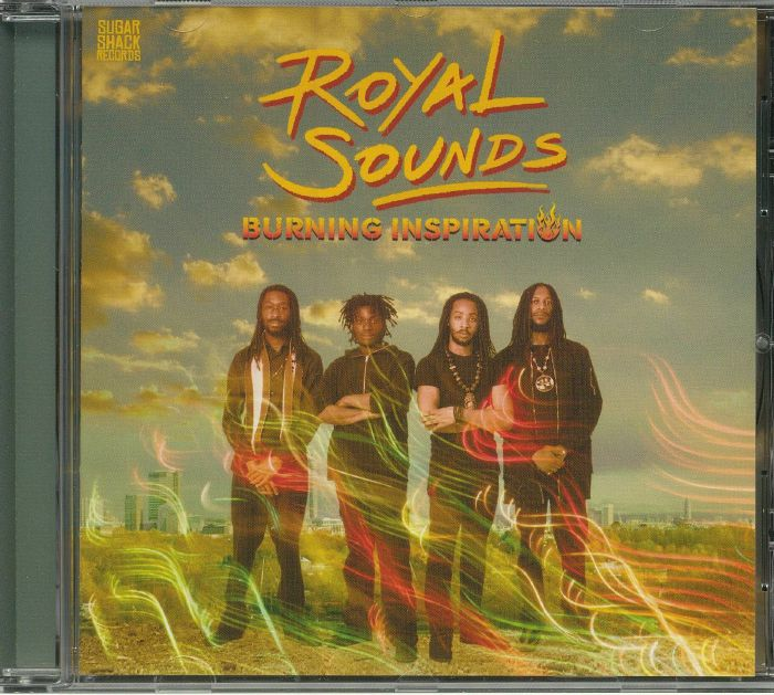 ROYAL SOUNDS - Burning Inspiration