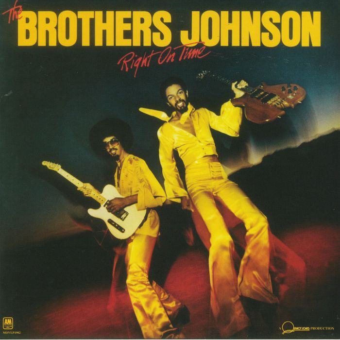 BROTHERS JOHNSON, The - Right On Time: 40 Year Anniversary Edition