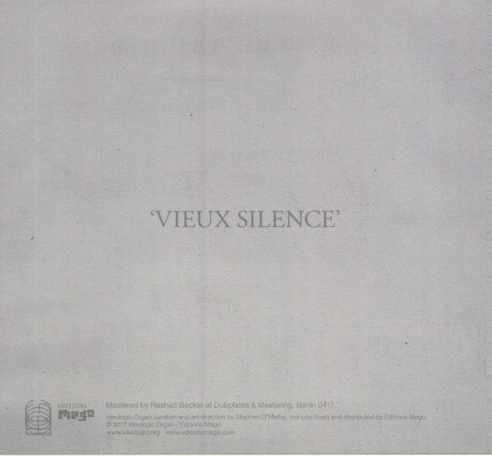 ELODIE - Vieux Silence
