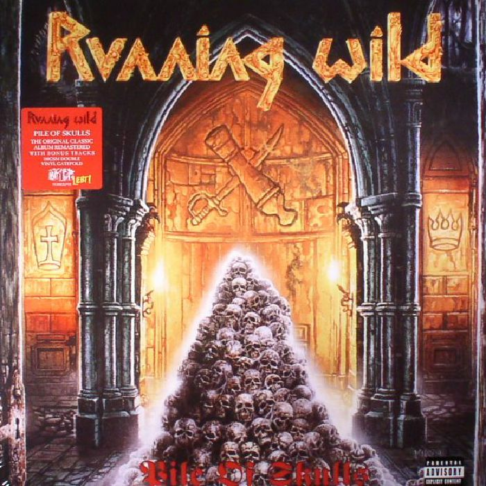 RUNNING WILD - Pile Of Skulls (reissue)