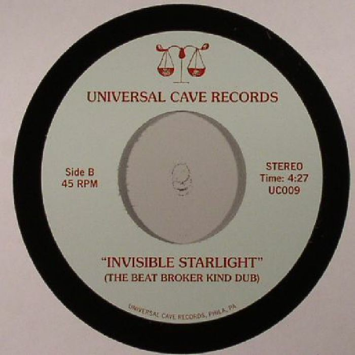 UNIVERSAL CAVE/THE BEAT BROKER - Invisible Starlight