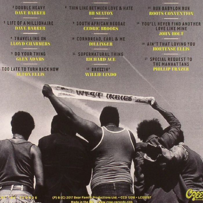 VARIOUS - Doing Our Thing: More Soul From Jamdown 1970-1982