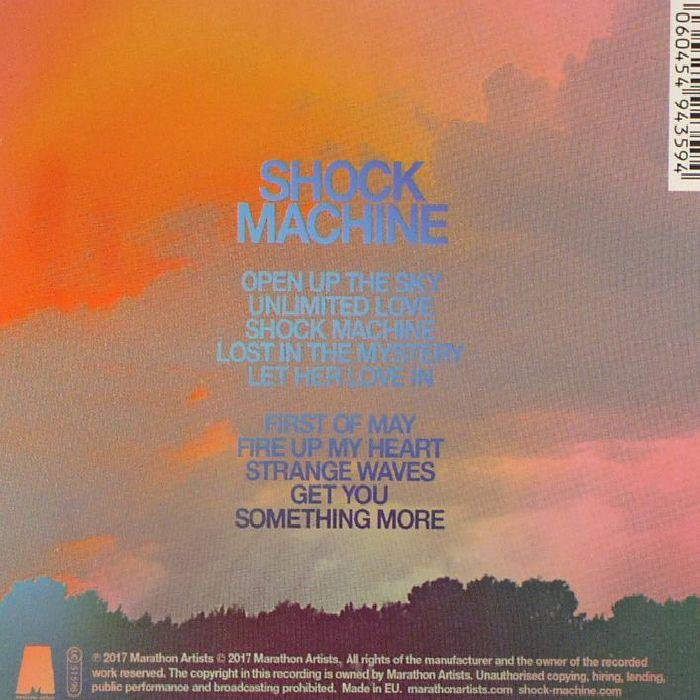 SHOCK MACHINE - Shock Machine