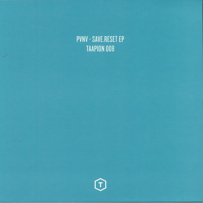PVNV - Save Reset EP