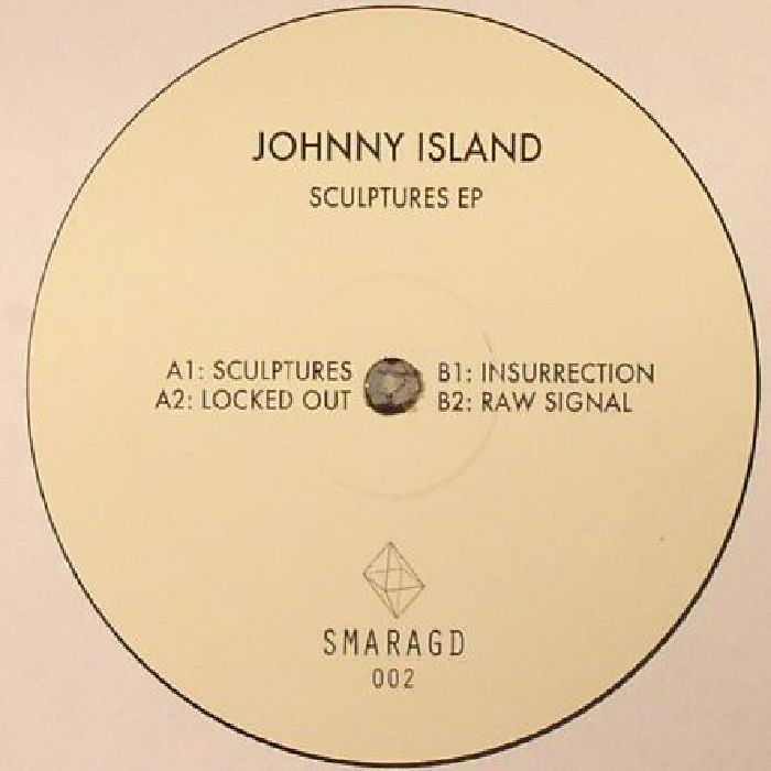 ISLAND, Johnny - Sculptures EP